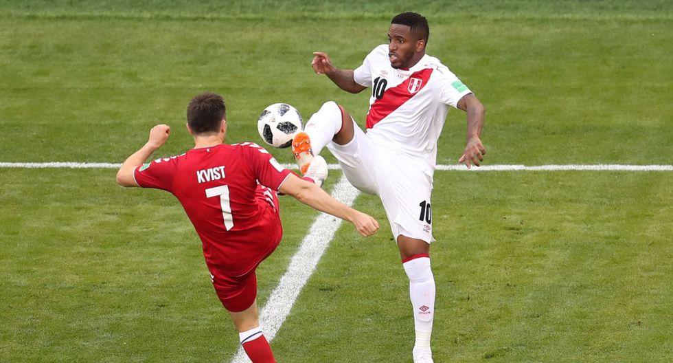 Perú vs. Dinamarca TV ONLINE del Mundial Rusia 2018