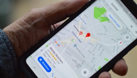 Si el punto azul de Google Maps se encuentra en otro lugar al tuyo, así puedes solucionarlo de manera rápida. (Foto: Google)
