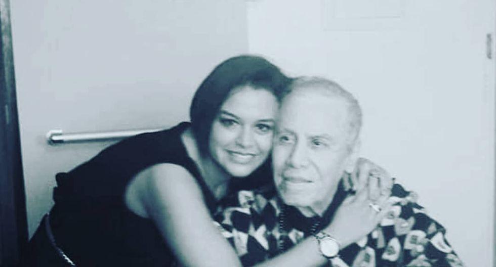 Florcita Polo manifiesta que extraña mucho a su padre. (Foto: Instagram)