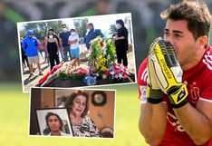 Coronavirus en Chile: Arquero Johnny Herrera llora muerte de su mamá por COVID-19 | VIDEO | FOTOS
