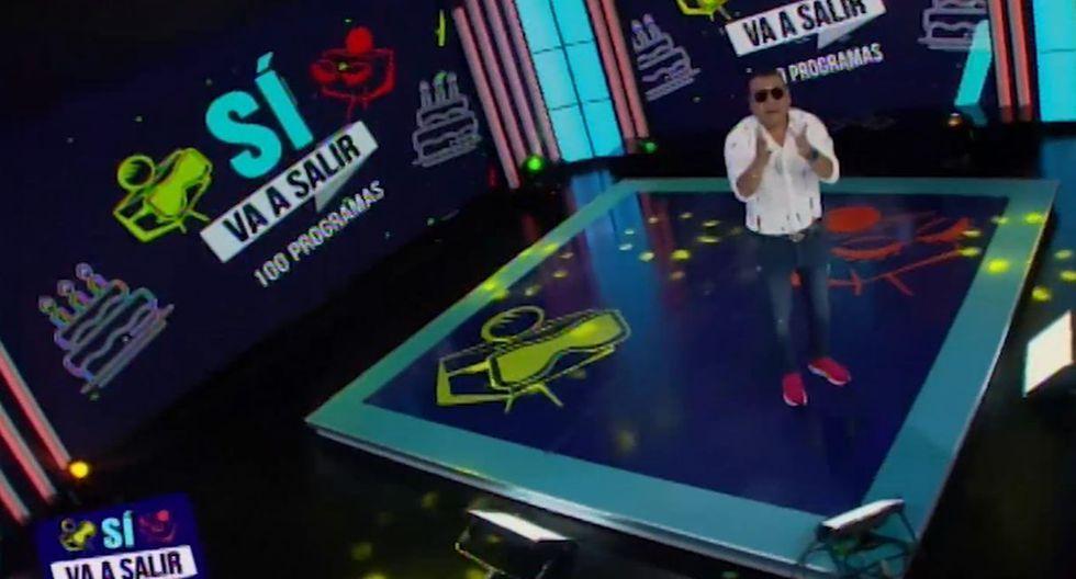 Angie Arizaga no apareció en programa que conduce con Juan Carlos Orderique