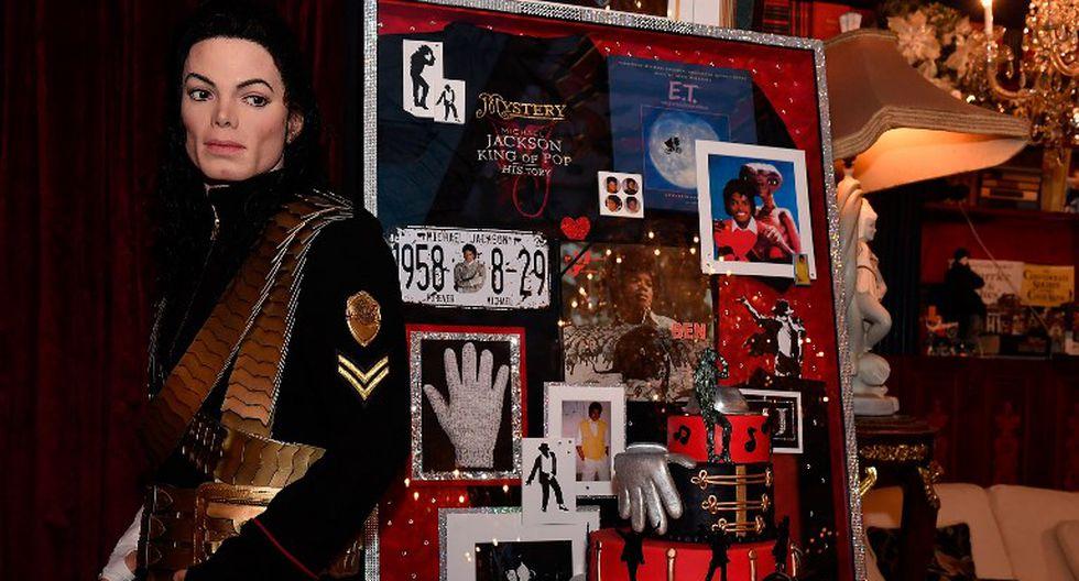 """Michael Jackson: Figura de cera de Madame Tussauds no se retirará pese a polémica por """"Leaving Neverland"""" (Fotos: AFP)"""