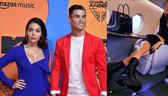 Georgina Rodríguez: Pareja de Cristiano Ronaldo, en una sola exhibe look de 120 mil euros