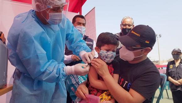 El 7 y el 8 de noviembre habrá Jornada Nacional de Vacunación gratuita.