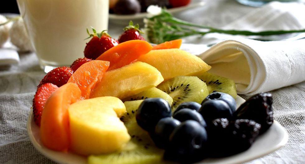 La ensalada de frutas es ideal en cualquier momento del año.(Foto: Pixabay)