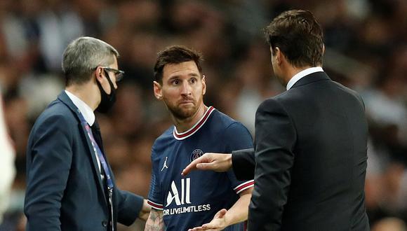 Lionel Messi no jugará en el partido del PSG vs. Montpellier. (Foto: Reuters)