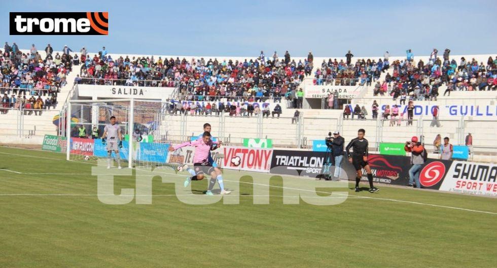 ¡Binacional campeón del Torneo Apertura de Liga 1! Derrotó 2-0 a Sport Boys en Juliaca