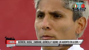 Copa América 2021: Las ausencias de la lista de Ricardo Gareca