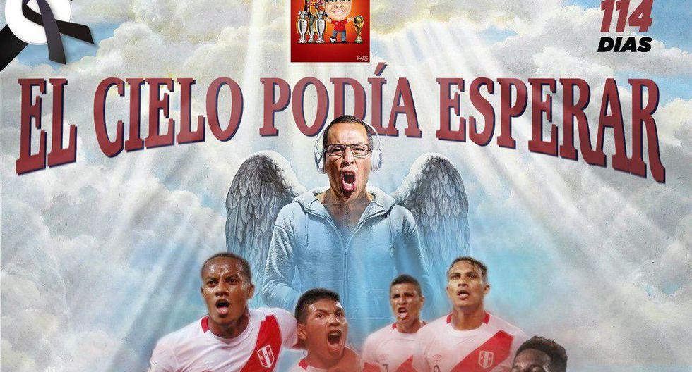 """Mister Chip le dedica emotivo homenaje a Daniel Peredo: """"El cielo podía esperar"""""""