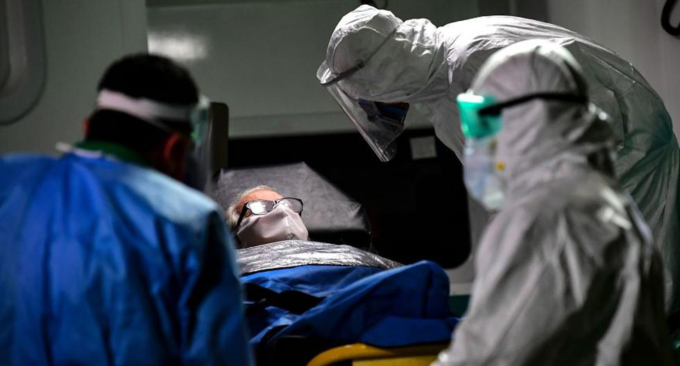 Argentina: récord de contagios diarios de COVID-19, con 474 positivos. (AFP/RONALDO SCHEMIDT).