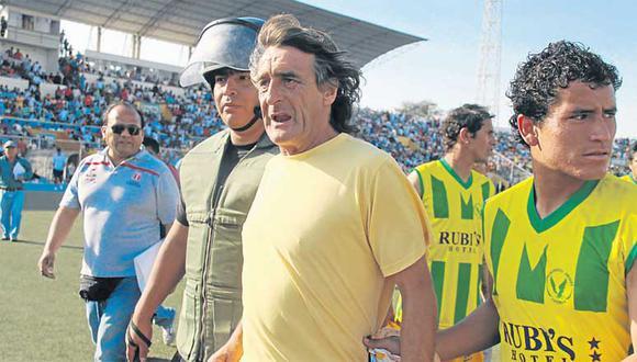 Horacio Baldessari se retiró con Sporting Cristal en la temporada 1993. (Foto: Archivo)