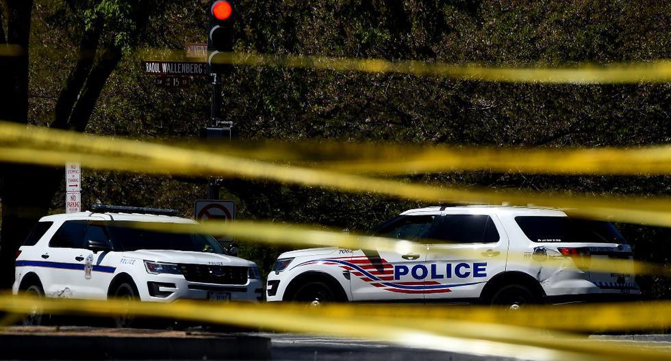 """Imagen referencial. """"Las tensiones aumentan porque estás en el mismo espacio, día tras día"""", aseguró el capitán de la policía de Atlanta, D'Andrea Price.  (Olivier DOULIERY / AFP)."""