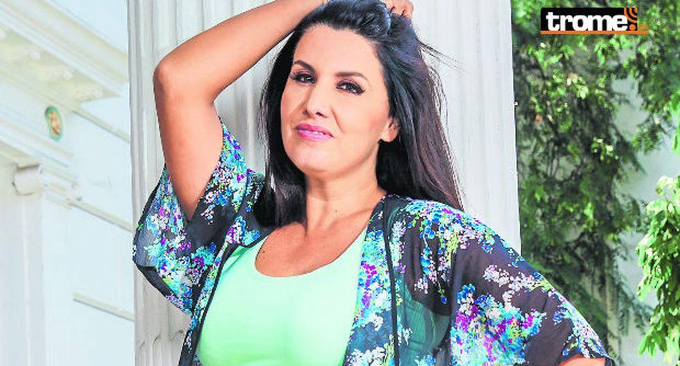 Patricia Portocarrero: 'Si no fuera actriz, sería muy infeliz' | ENTREVISTA