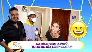 Edson Dávila 'Giselo' quiere serruchar a Choca en 'Estás en todas'