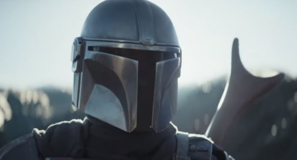 "Llega tráiler de ""The Mandalorian"",  la nueva serie de 'Star Wars' para Disney+. (Foto: captura YouTube)"
