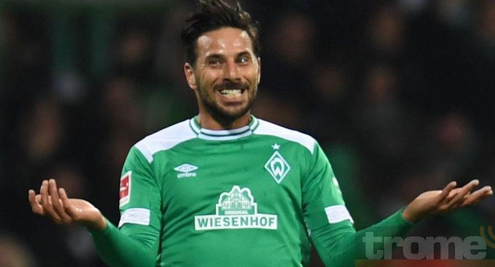 Claudio Pizarro anuncia su despedida del fútbol este año.