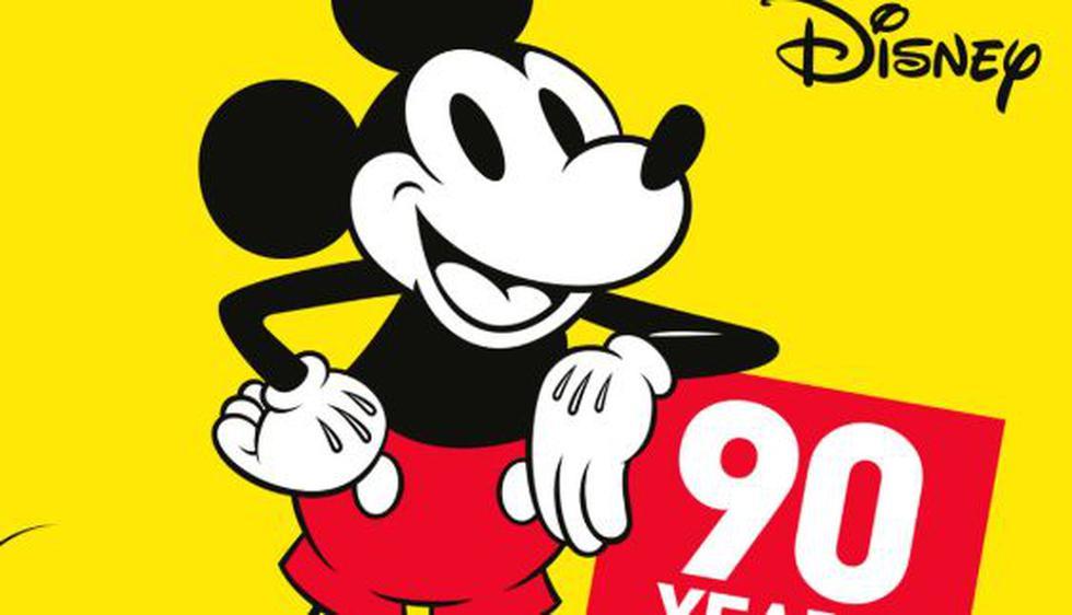 Mickey Mouse celebra 90 años en Perú con exposición gratuita e interactiva