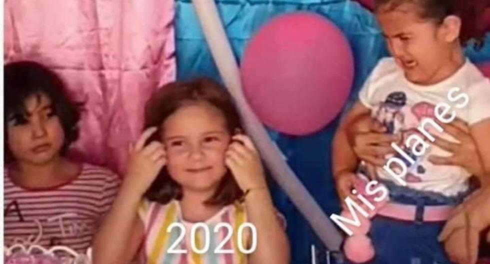 Memes hilarantes de la pelea entre hermanas en fiesta de cumpleaños que se volvió viral en todo el mundo