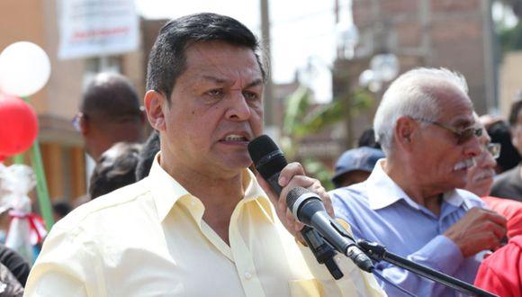 JNE deja fuera de la carrera electoral a Juan Sotomayor