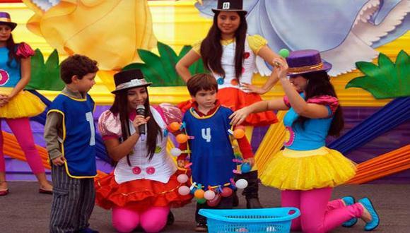 Diversas actividades se han preparado en los centros comerciales para celebrar el Día del Niño'.
