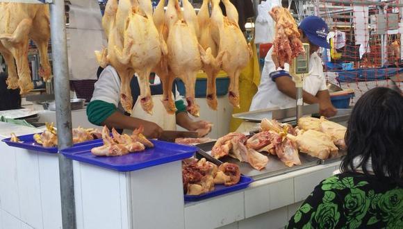Precio del pollo y el aceite sigue subiendo. (GEC)