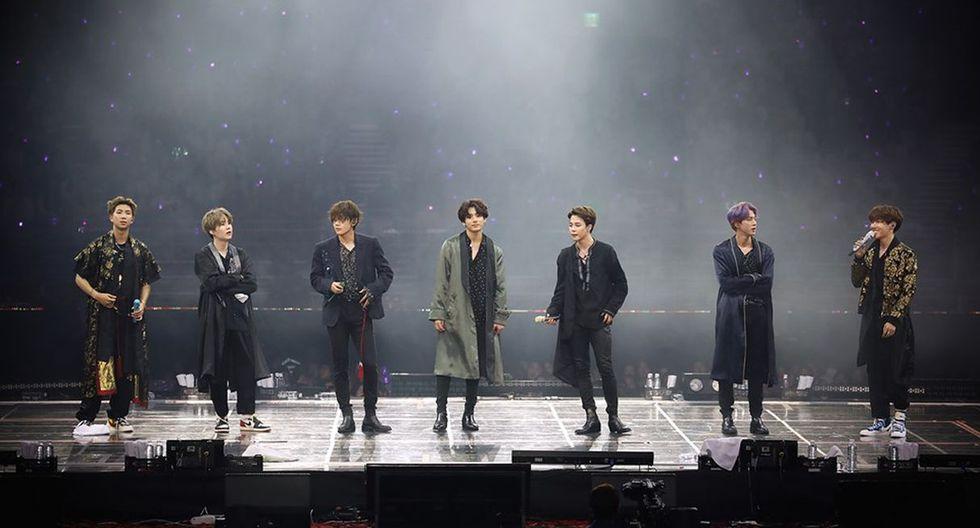 BTS ganó un premio más, esta vez en Malasia. (Foto: @bangtan.official)