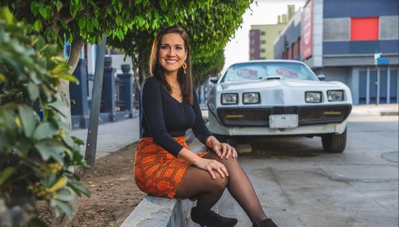 Alvina Ruiz es una periodista destacada (Foto: Allengino Quintana/GEC)