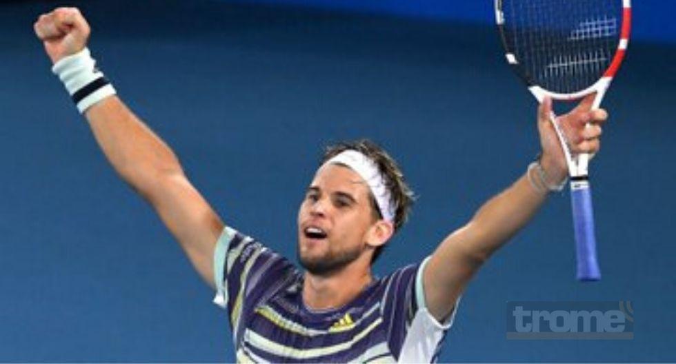 Rafael Nadal sufrió este curioso incidente en el Open de Australia