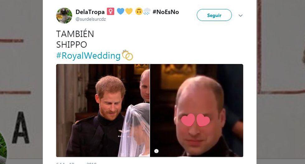 Meghan Markle y Príncipe Harry: Los memes más divertidos que dejó la Boda Real