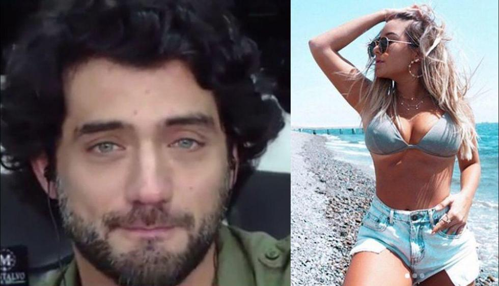 Pablo Heredia no sabe a quién se refiere Alessandra Fuller cuando pide que 'no mientan'.