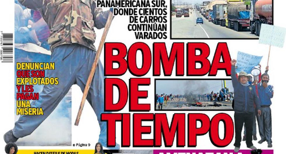 BOMBA DE TIEMPO