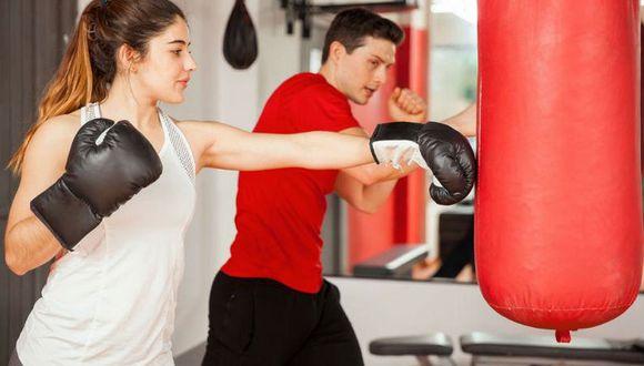 Hacer ejercicios nos ayuda a sentirnos bien