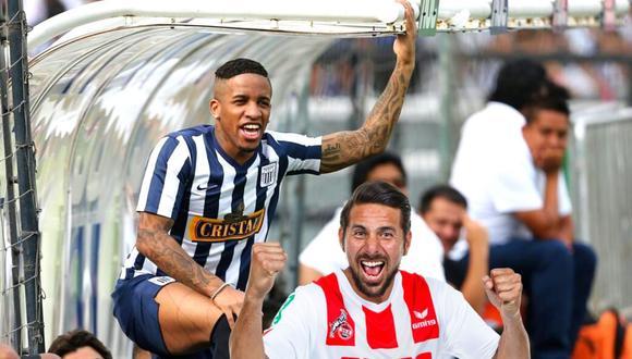 Claudio Pizarro  espera que 'Foquita' firme por Alianza Lima (Foto: GEC)
