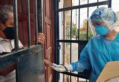 Arequipa: Atenciones domiciliarias para detectar COVID-19 aumentó en un 80% en el 2021