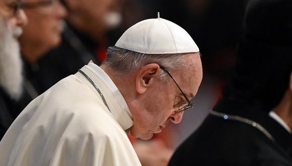 No se ha informado del tiempo que el pontífice deberá permanecer en observación, aunque medios locales han cifrado en cinco los días que deberá estar hospitalizado según fuentes hospitalarias. (Foto:  Andreas SOLARO / AFP)