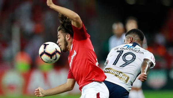 Alianza Lima vs. Internacional: Partido por la Copa Libertadores