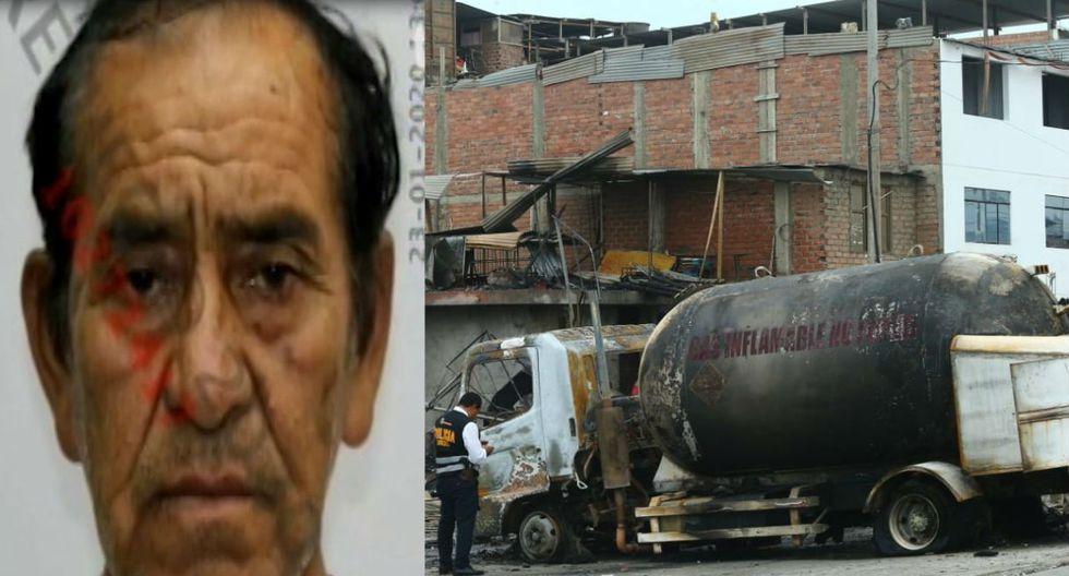 Chofer de camión cisterna que generó tragedia en Villa El Salvador se entregó a la Policía (TROME)