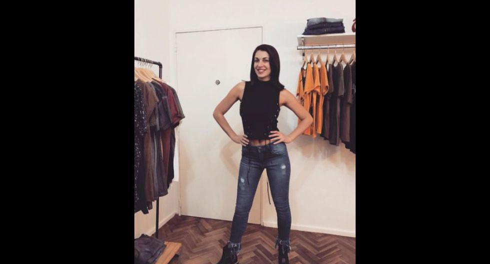 Valeria Degenaro. Foto: Instagram
