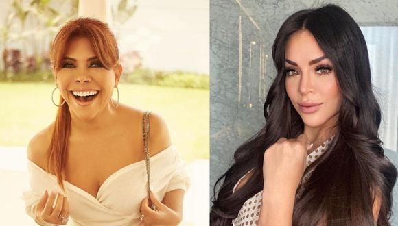 Magaly Medina se pronunció sobre las declaraciones de Sheyla Rojas. (Instagram)