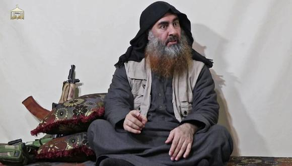 Abu Bakr al Baghdadi, líder de ISIS, se suicidó al explotarse junto a sus tres hijos. (Agencias)