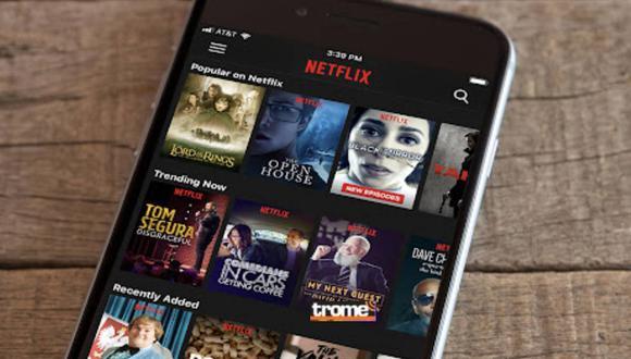 Conoce el catálogo de Netflix gratis desde tu Android.