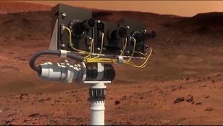 China publica imágenes en color de la superficie de Marte