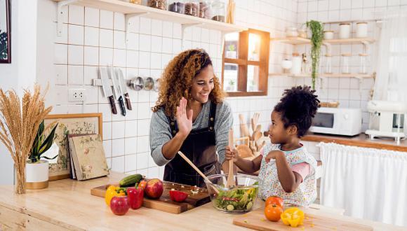 Seño María: Alimentos para niños |  (Foto: Getty Images)