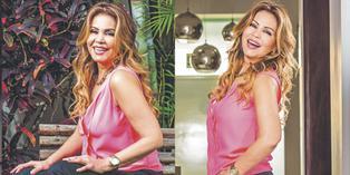 Gisela Valcárcel regresa este 24 de abril con 'El Artista del Año'. (Fotos: Allengino Quintana)