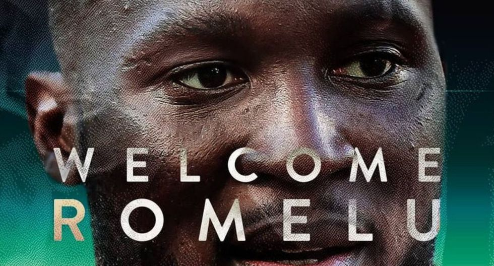 Romelu Lukaku desata locura en los hinchas de Inter de Milán