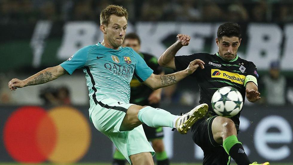 Borussia Mönchengladbach Vs Barcelona