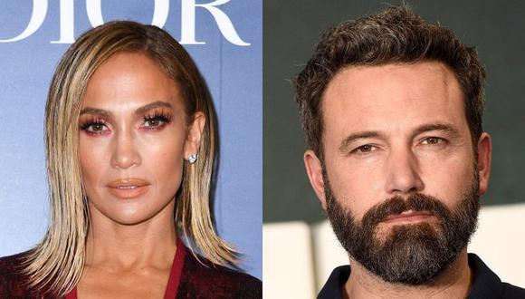 """Jennifer Lopez y Ben Affleck """"están locamente enamorados y esta vez no quieren dejarse ir"""". (Foto: Getty Images / Composición)"""