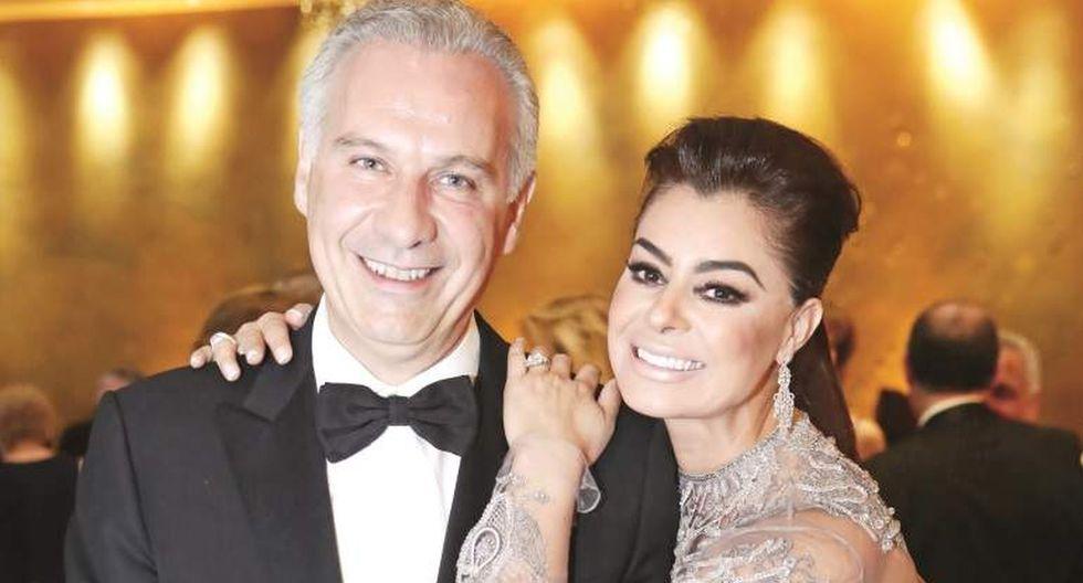 Juan Collado es el esposo de Yadhira Carrillo. El abogado pasará 6 meses en prisión.