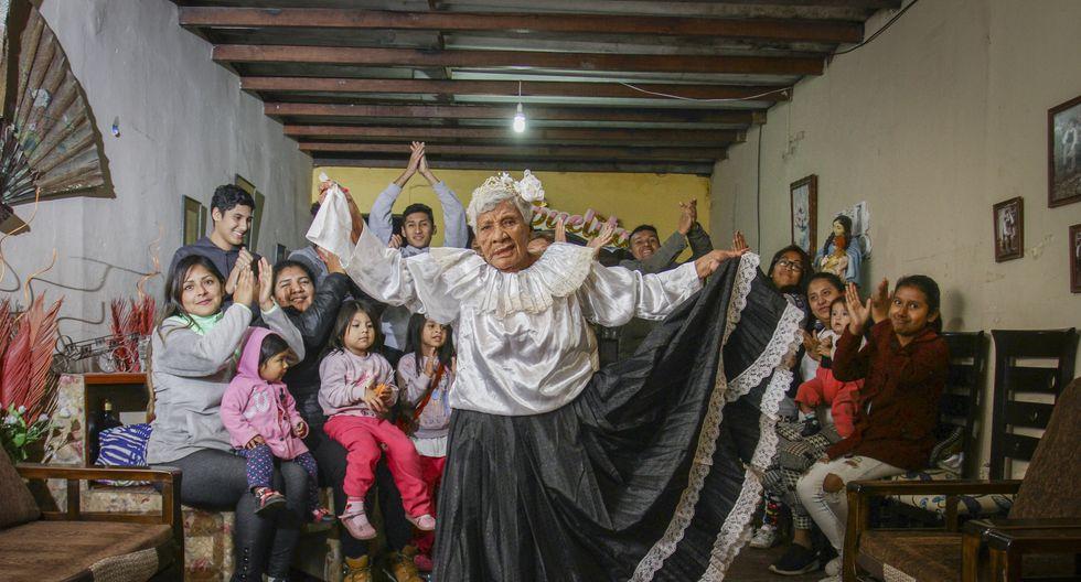 abuelita baila marinera