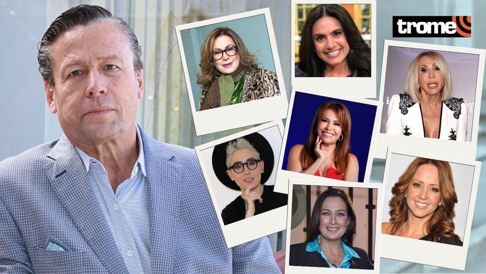 Alfredo Adame y sus escándalos con famosas mexicanas